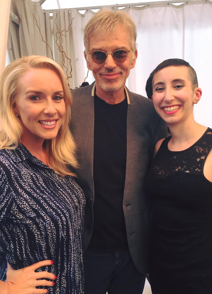Actor-Billy Bob Thornton,Robin & Amy