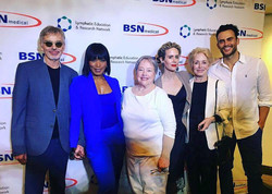 Celebrities support Lymphedema in CA