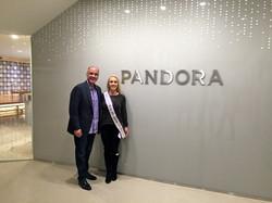 Ruben and Amy Santiago_Pandora NYC