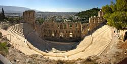 Amy Santiago_Athens, Greece