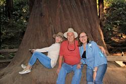 Amy Santiago & Parents_California