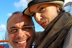 Ruben and Amy Santiago_Greece