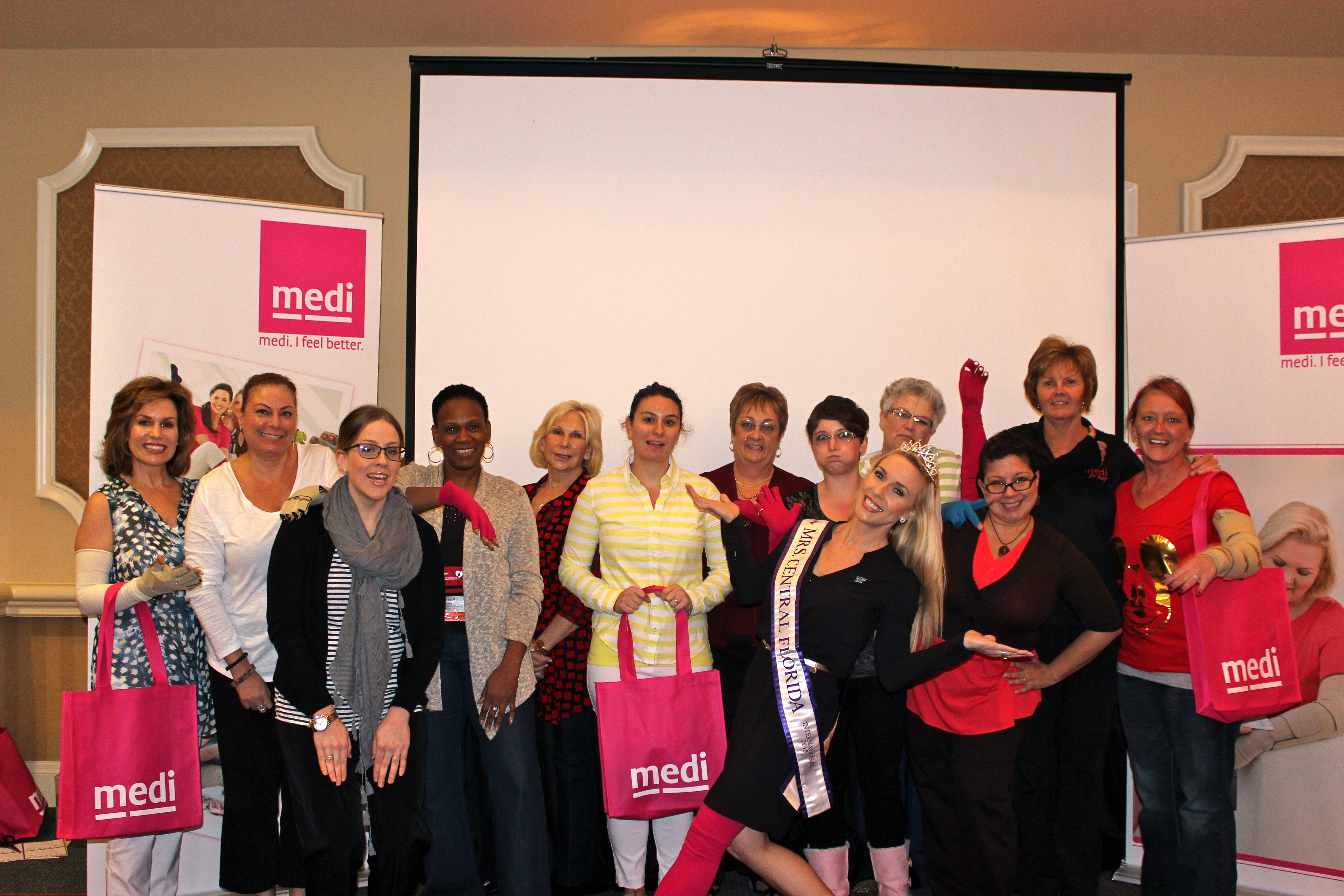 Amy Santiago_Medi Lymphedema Event