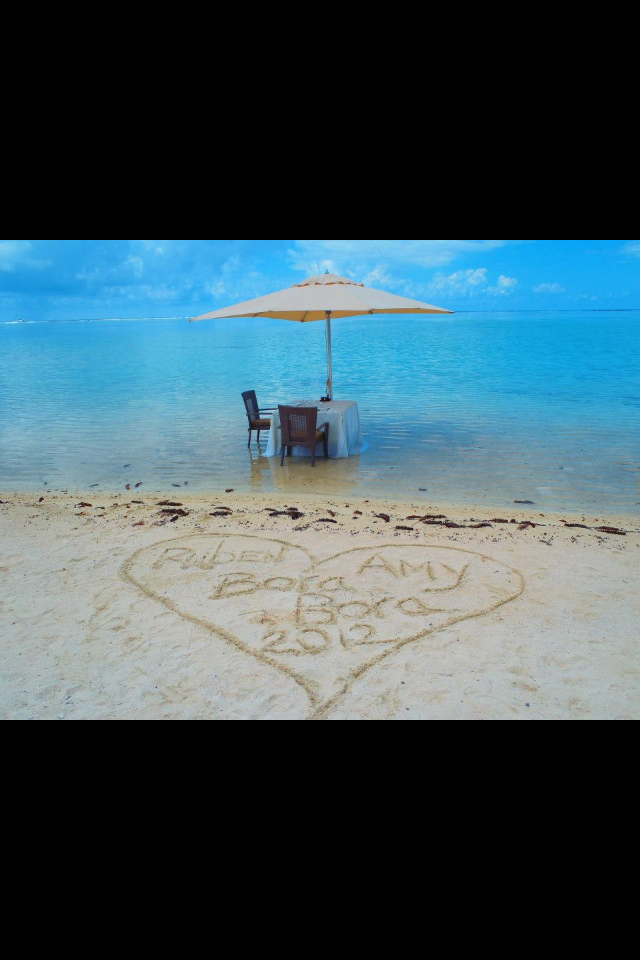 Amy Santiago_Bora Bora, Tahiti