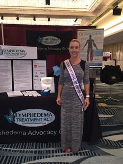 Amy Santiago_Lymphedema Conference