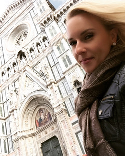 Amy Santiago_Florence, Italy