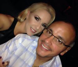 Amy and Ruben Santiago