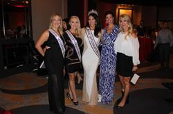 Amy Santiago & Int'l Pageant Queens