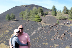 Amy and Ruben Santiago_Mt.Etna Italy