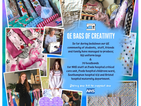 QE Bags of Creativity