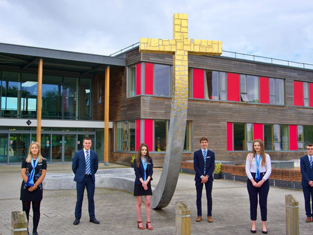 Sixth Form Students Lead the Way