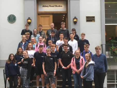 Jazz Orchestra @QE (JOQE) Album Recorded at Abbey Road now released - contact Steve Glover ((sglover