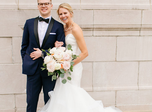 Real Weddings | Sarah & Cody
