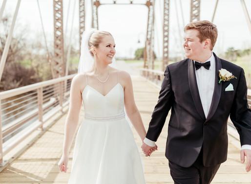 Real Weddings | Kristen & Sam