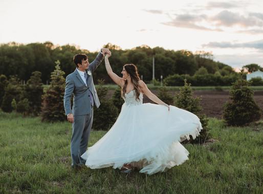 Real Weddings | Sara & Andrew