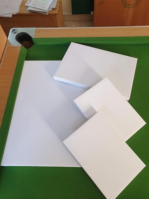 Blank Canvas Set