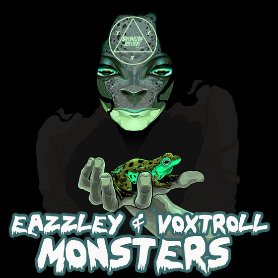 4/18/17 Eazzley & Voxtroll Release their first single with Bromuda Records!
