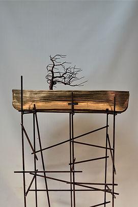 balsa alejandro castaño escultor medellín