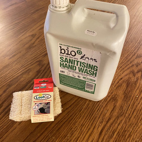 Eco Handwash & Cleaning Products