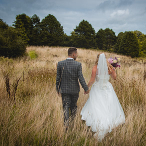 Wedding at Sibbecks Farm