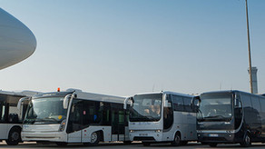 Flybus Despega con Hytera