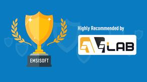 Emsisoft Anti-Malware es una de las mejores Suites Antivirus de AVLab en 2019