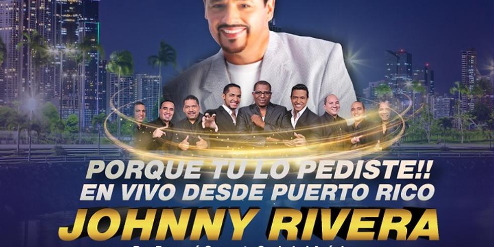 Johnny Rivera en vivo