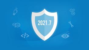 Nuevo en 2021.7: Gestión Mejorada de Incidentes
