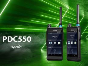 PDC550: radio PoC nueva e inteligente con opción DMR integrada