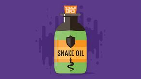 ¡El Antivirus es solo aceite de serpiente y daña tu seguridad! Sí, nah.