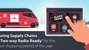 Black Friday y Christmas Rush: Los terminales Hytera PoC mejoran la Productividad de los Minoristas