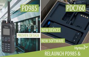 Relanzamiento de PD985 y PDC760: Nuevos Dispositivos, Diseño Probado, Nuevo Software