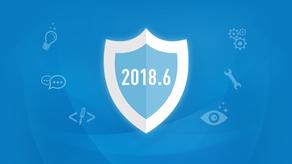 Nuevo en 2018.6: Panel de Configuración Mejorada