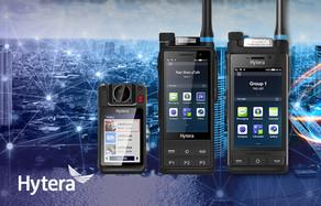 Combinando fortalezas con las soluciones de radio convergentes PMR / LTE de Hytera