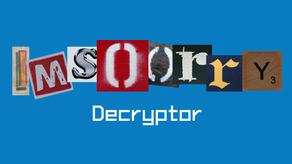 Emsisoft lanza un Descifrador Gratuito para el Ransomware Ims00rry