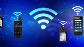 ¿Qué es Push to Talk a través de Wi-Fi?