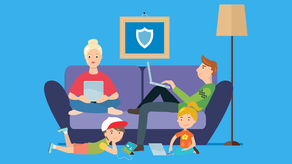 9 Lecciones Críticas de Seguridad Cibernética para enseñar a tus Hijos