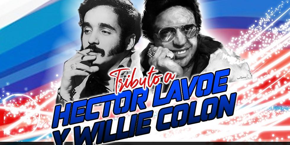 Tributo a Hector Lavoe y Willie Colon