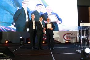"""Hytera PTC760 gana el premio """"Mejor nuevo LTE o dispositivo híbrido"""" en ICCA"""