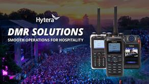 Las soluciones DMR de Hytera aseguran operaciones sin problemas para la industria Hotelera