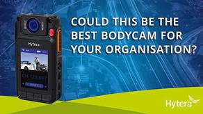 ¿Podría ser esta la mejor cámara corporal para su organización?