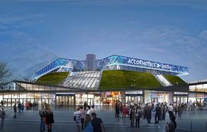 AccorHotels Arena ofrece un espectáculo con Hytera