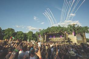 Una Guía de Radio Comunicación para Festivales