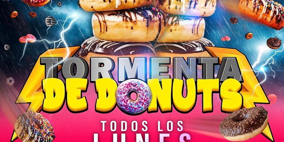 Tormenta de Donuts 🍩