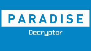Emsisoft lanza nuevo descifrador para ransomware Paradise