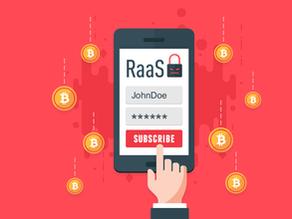 Ransomware como Servicio: Comercialización de Ransomware