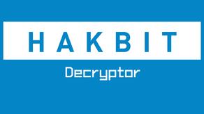 Emsisoft lanza un nuevo descifrador para el Ransomware Hakbit