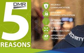 Cinco Buenas Razones para DMR