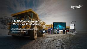 Hytera brinda a la Industria Minera Una Ventaja Competitiva
