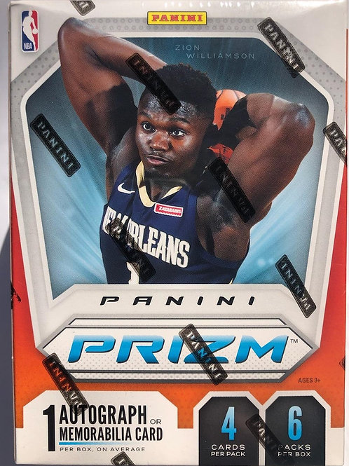 2019 Prizm Basketball Blaster Pack (Personal Pack Only)